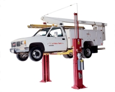 LMF-12 12,000 LB 2 Post Lift 2 Post