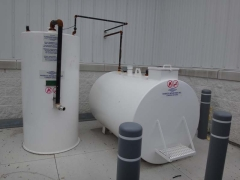 Hassco Bulk/Waste Fluid Storage Garage Bulk/Waste Fluid Products