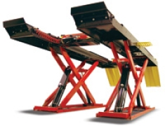 John Bean Scissor Alignment Lift Scissor Lifts/Parallelagram