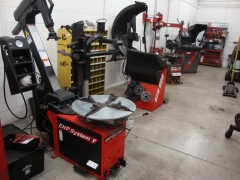 John Bean Tire Changer Tire Changer